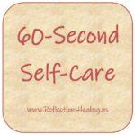 60-Second Self-Care